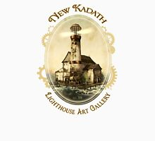 New Kadath Lighthouse Art Gallery Unisex T-Shirt
