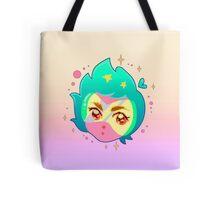 Space Commander Cute Tote Bag