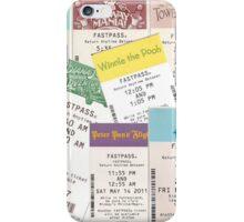 Disney Fastpass iPhone Case/Skin