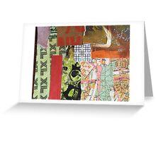 xlred Greeting Card