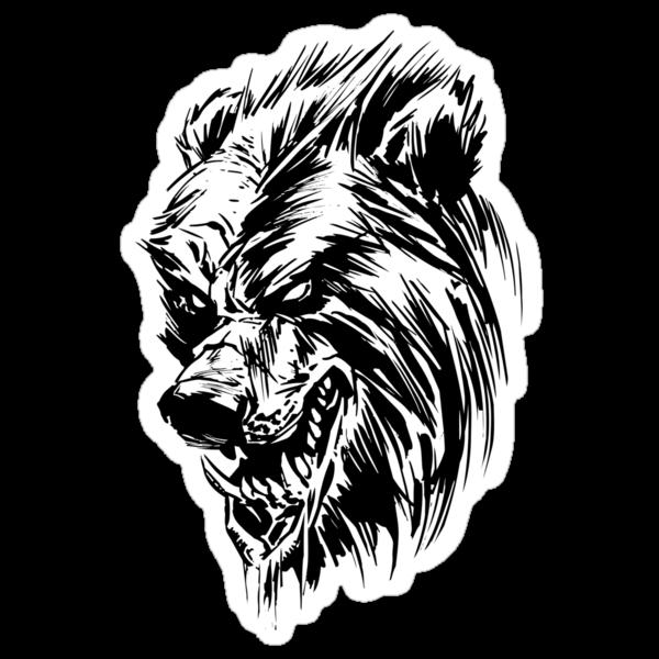 Black Werebear by Chris Wahl