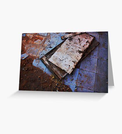 Dirt + Linoleum Greeting Card