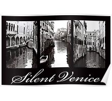 Silent Venice Poster