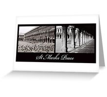 St Marks Peace Greeting Card