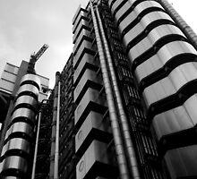 Metallic Towers by Simon Gottschalk