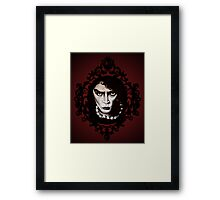 Sweet Transvestite :: Rocky Horror Fan Art Framed Print