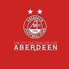 Aberdeen FC - One Love by conormacleay