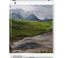 Mountains & Moorland Britain Art iPad Case/Skin