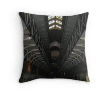 Melbourne Gaol Throw Pillow