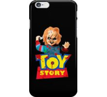 Chucky - A Toy Story (Parody) iPhone Case/Skin