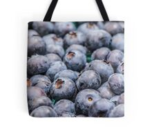 A Bounty of Blueberries Tote Bag