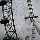 London Eye by Mathew Woodhams