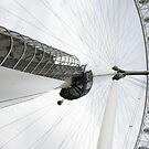 London Eye II by Mathew Woodhams