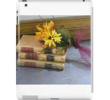 Vintage Law Books iPad Case/Skin