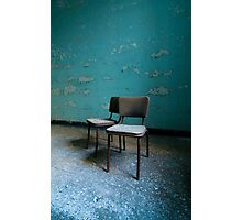 two chairs Photographic Print