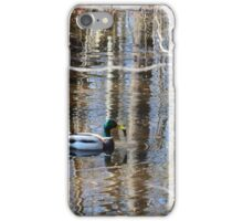 SPRING RIPPLE. iPhone Case/Skin