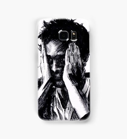 Jim Moriarty/Richard Brook Samsung Galaxy Case/Skin