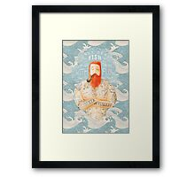 Sailor Framed Print