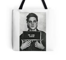 The King of Rock is Death Tote Bag