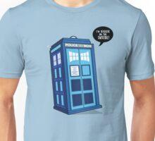Bigger on the Inside - Doctor Who Shirt Unisex T-Shirt