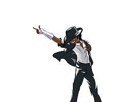 Michael Jackson by Tloweart