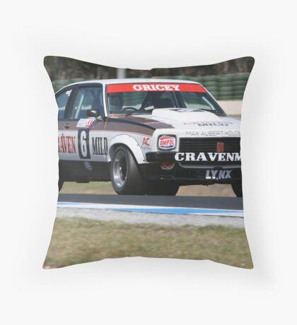 Torana Hatchback Throw Pillow