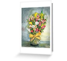 Ruth's Flower Pot Greeting Card
