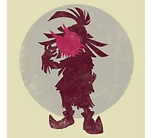 A Terrible Fate - Skull Kid Photographic Print