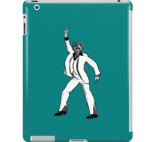 Saturday Night Cyberman iPad Case/Skin