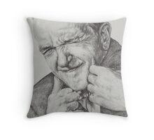 'Aged' Throw Pillow