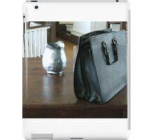 Vintage Legal Briefcase iPad Case/Skin