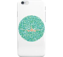 Colorblind Boeing iPhone Case/Skin