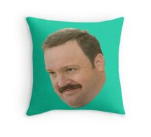 Baul Plart Throw Pillow