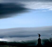 Statue Hill by Jef Harris