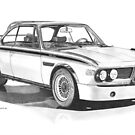 CLASSIC BMW CARS 2015 by Steve Pearcy