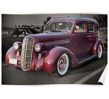 1937 Dodge Brothers Sedan Poster