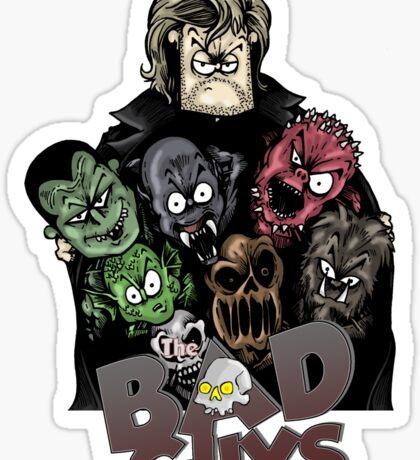 The Bad Guys Sticker