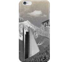 BRUTAL MOUNTAIN. iPhone Case/Skin
