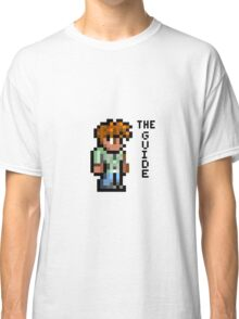 Terraria's Guide character Classic T-Shirt