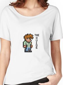 Terraria's Guide character Women's Relaxed Fit T-Shirt
