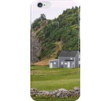 Capstick, Nova Scotia iPhone Case/Skin