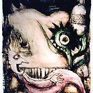 The Scream by Garth Horsfield