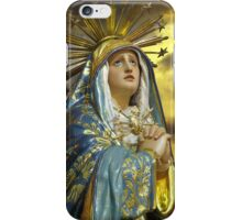 Our Lady of Sorrows iPhone Case/Skin