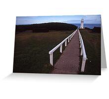 Otway Lighthouse Greeting Card