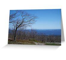 Maine Coast Greeting Card
