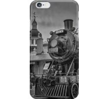 Engine 1095 II - B&W iPhone Case/Skin