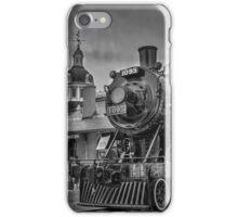 Engine 1095 II - B&W iPhone Case/Skin