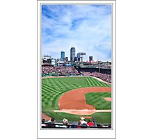 Red Sox Pano #2 Photographic Print