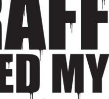graffiti saved my life  Sticker