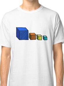 Realm of the Mad God - Cube God Cubes Classic T-Shirt